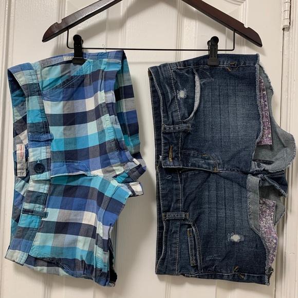 2 Garage shorts 💙